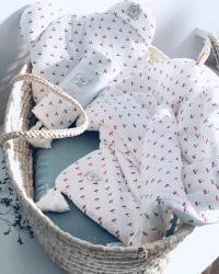 Pościel dla niemowląt muślinowa