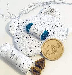 Pościel dla noworodka z muślinu